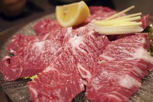 低カロリー&低脂肪のお肉