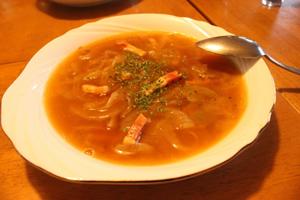 玉ねぎスープ、オニオンスープ