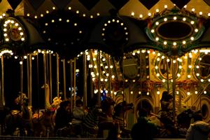 遊園地、テーマパーク