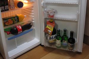 冷蔵庫で保管