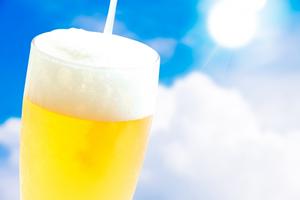 ビールは好きな銘柄があるので、銘柄を確認しよう