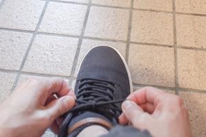 イギリス製の靴(ブーツ、スニーカーなど)の場合