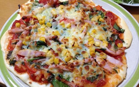 人気!おすすめ!簡単・定番の好きな手作りピザの具、ネタのランキング