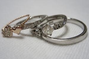 彼女や妻が欲しい指輪ブランド