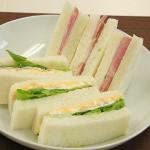 【サンドイッチ/糖質/カロリー】サンドイッチと炭水化物ダイエット「ハムや卵、ツナとBLT。カツサンドやハムチーズ等のカロリーと糖質」