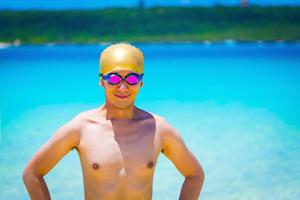 水泳の平泳ぎの消費カロリー早見表