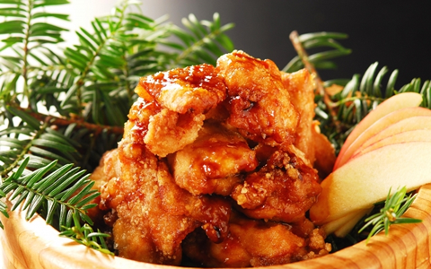唐揚げの味付け!トッピングやソースの料理レシピ