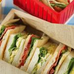 【サンドイッチ/お弁当/おかずランキング】簡単!定番、人気の手作りサンドイッチ弁当のおかず「おすすめ!?彼氏&旦那には、箸を使わないおかずが人気のお弁当」