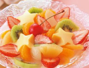 たっぷり果実のフルーツポンチ