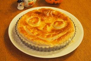 パンプキン・ケーキ