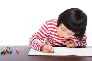 小学生の子供が好きな宿題と嫌いな宿題