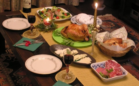 【クリスマス/手作り料理/ランキング】定番・簡単・人気の日本のクリスマスの献立・レシピ「クリスマスに食べたい手料理は?幸せ家族とハッピークリスマスの夕食のご飯特集」