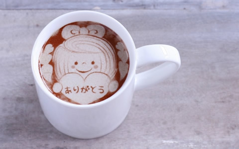 カフェラテ、カフェオレ、コーヒーのの違い