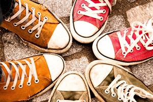 ガムを取る方法、簡単!靴底のガムの取り方&落とし方