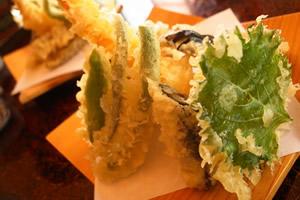 秋に美味しい天ぷらの魚や野菜、変わり種の具材