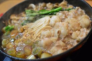 肉鍋、具のレシピ・ランキング