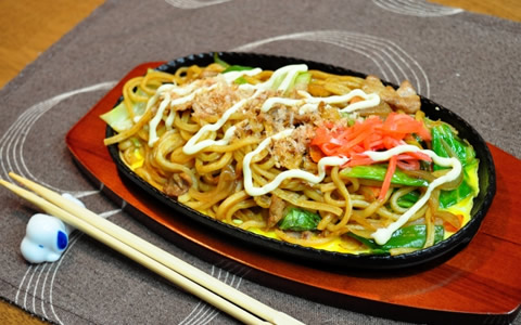焼きそばの付け合わせ、人気・定番・簡単!焼きそばに合う料理、献立レシピ