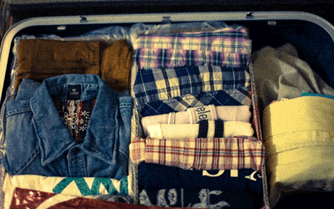 3泊4日、国内旅行の持ち物・チェックリスト