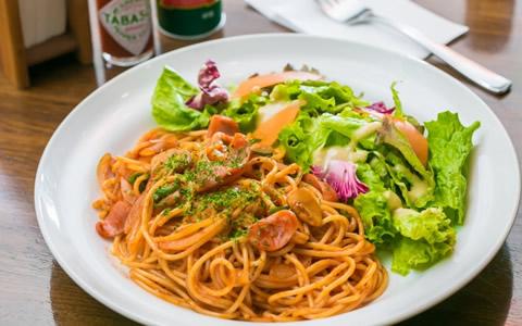 ナポリタンの付け合わせ、人気・定番・簡単!ナポリタンに合う料理、献立レシピ