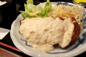 チキン南蛮、付け合わせと夕飯のおかず