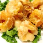 【エビマヨ/付け合わせ/献立】エビマヨに合う料理、人気・定番・簡単レシピ、おかずの副菜特集「エビマヨに、もう1品!定番の春雨サラダ、中華サラダに何を付け合わせる?」
