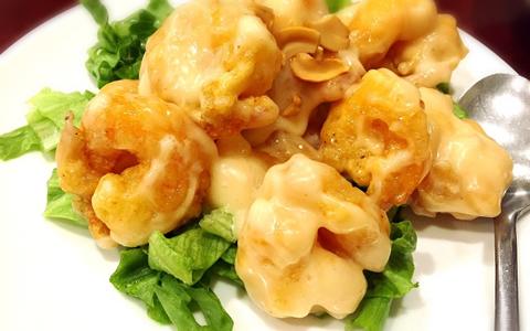 エビマヨに、もう1品!中華スープ以外に何を作る? 詳細⇒http://bijoh.com/ebichiri-tsukeawase-cooking/ #料理 #エビマヨ #おかず #中華料理 #レシピ 家庭料理のエビマヨの献立を解説しています