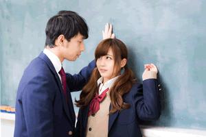 高校生のキスのタイミング