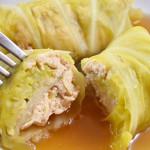 【ロールキャベツ/付け合わせ/献立】人気・定番・簡単!ロールキャベツに合う料理とレシピ、おかずの副菜特集「ロールキャベツに、もう1品!定番のサラダに何を付け合わせる?」