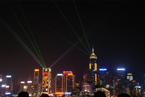 香港の世界三大夜景