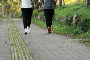 ウォーキング、スロージョギング