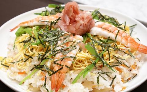 [ちらし寿司の付け合わせ、おかず&献立] 定番・人気・簡単のちらし寿司に合う料理&おかず、副菜特集