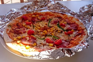 クリスマスのピザ、手作り料理と注文・宅配のピザを解説
