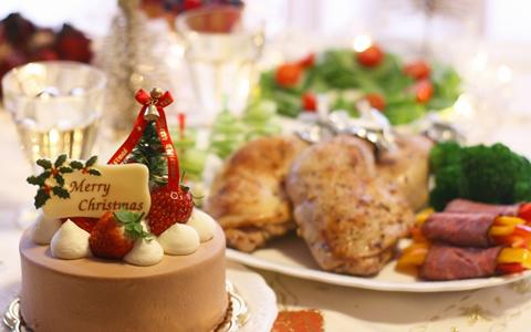 【クリスマス/付け合わせ、おかず&献立】人気・定番・簡単!クリスマスに合う料理&おかずレシピ、副菜特集「クリスマスのメインディッシュに、もう1品!彼氏や旦那、子供が喜ぶクリスマス・イヴの献立」