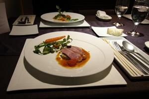 高級なレストラン