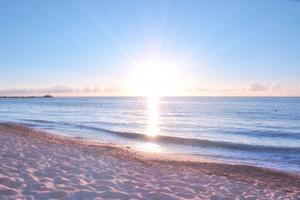 沖縄の日の出