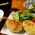 [ポテトコロッケの付け合わせ、おかず&献立] ポテトコロッケに合う献立料理&おかず、定番・人気・簡単なポテトコロッケが美味しくなる副菜レシピ