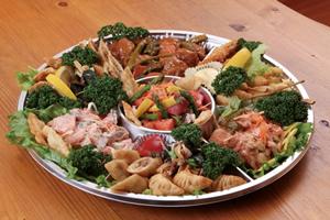 中華料理のオードブル