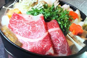 すき焼き人気1位の牛肉