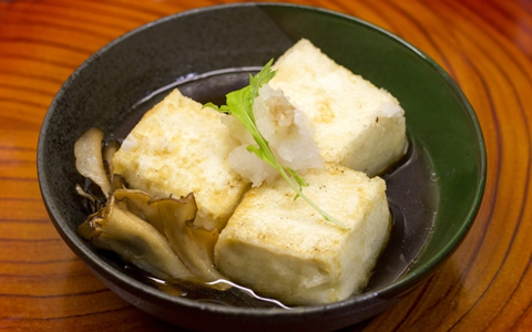 揚げ出し豆腐の献立と付け合わせ、揚げ出し豆腐に合う料理&おかず