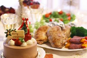 クリスマス料理と付け合わせ、人気・簡単・定番なクリスマス・イヴの献立