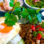【ガパオライス/付け合わせ/献立】人気・定番・簡単!ガパオライスに合う料理とレシピ、おかずの副菜特集「ガパオライスの献立に、もう1品!何を付け加える?ガパオライスと夕飯の献立・副菜」