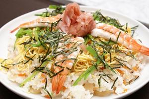 ちらし寿司の付け合わせ、献立!定番・人気・簡単のちらし寿司に合う料理&おかず