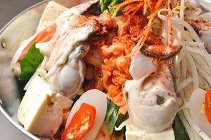 牡蠣鍋の具材ランキング