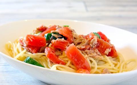 【冷製パスタ/付け合わせ/献立】人気・定番・簡単!冷製パスタに合う料理とレシピ、おかずの副菜特集「冷製パスタの献立に、もう1品!何を付け加える?冷製パスタと夕飯の献立・副菜」