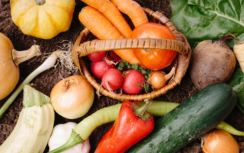 【野菜不足解消/レシピ】簡単に、バランスよく摂取する方法&5大栄養素と食材は?「野菜不足を効果的に解消する!おすすめの野菜は?トマト、人参、たまねぎ、ほうれん草、さつまいも!?」