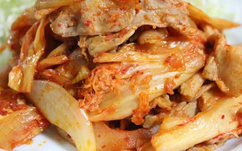 豚キムチ丼の付け合わせ。豚キムチ丼に、もう1品!おすすめ!定番・人気・簡単レシピ