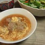 【中華スープ/付け合わせ/献立】中華スープに、もう1品!おすすめ!定番・人気・簡単レシピ!中華スープに合う料理&おかず!中華スープに、もう1品!何を付け加える?中華スー  プと夕飯の献立・副菜」