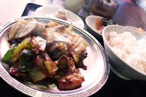 ホイコーローの献立と付け合わせ、回鍋肉(ホイコーロー)に合う料理&おかず