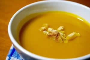 かぼちゃのポタージュの付け合わせ。カボチャのポタージュに、もう1品!おすすめ!定番・人気・簡単レシピ