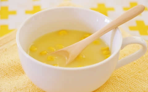 コーンスープの付け合わせ。コーンスープに、もう1品!おすすめ!定番・人気・簡単レシピ